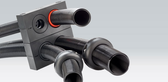 Flexa Métal Protection Tuyau HYDRO SPR-PVC-AS ad17//10gr électrique et bois