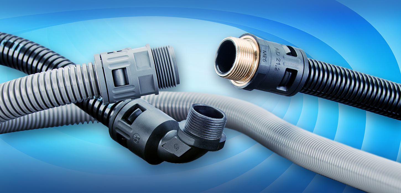 Flexa Appearance Worldwide 7 Pole Trailer Wiring Rohrflex Corrugated All Plastic Tubings